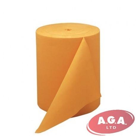 Grīdas lupata oranža 1 m
