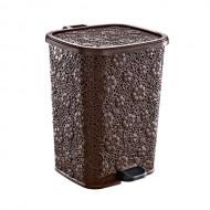 Plastmasas atkritumu spainis 12 L