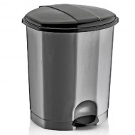 Trash can with pedal 50 L