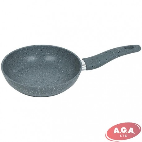 Forged frying pan