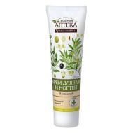 Zaļā aptieka olīvu 100 ml