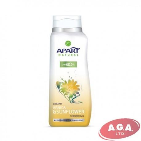 Apart 400 ml Arnica & Sunflower