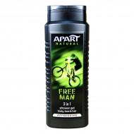 Apart 500 ml Free Man