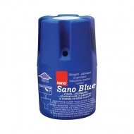Sano WC bloks 150 g Zils