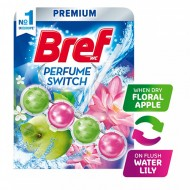 Bref WC bumbas 50 g Apple&Water Lily