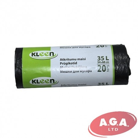 Kleen 35 L / 20 gb