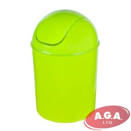 store wastebaskets lid the mini swing x umbra by recycling can s cans container trash umbraminican