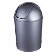 Atkritumu tvertne ar šūpojošos vāku 15 L