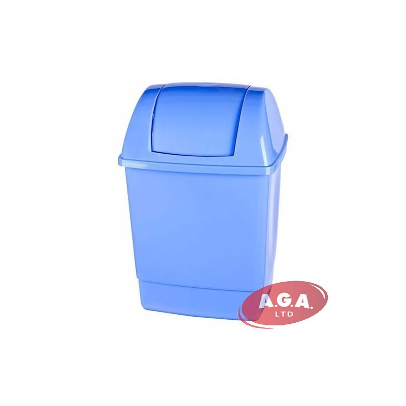 solutions can trash great lid swing white deal united on shop